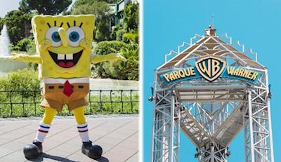 2 días Parque Warner + 1 día Parque de Atracciones