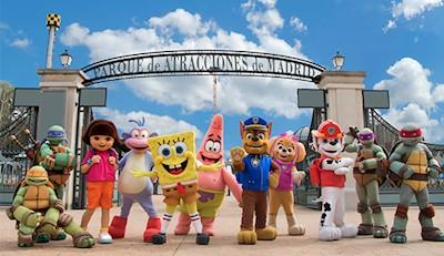 1 día Parque de Atracciones